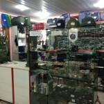 Магазин в поселке Спутник