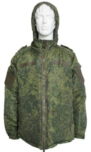 Куртка зимняя Полевая ВКПО для ВС (оксфорд)