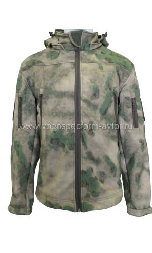 Куртка Софтшелл (мох)