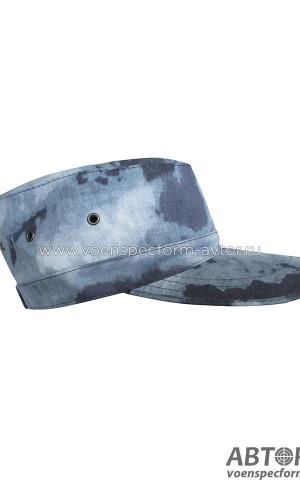 Кепка Росгвардия синий (мох)